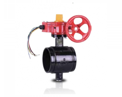Grooved Butterfly Valve / Model ABV-G300