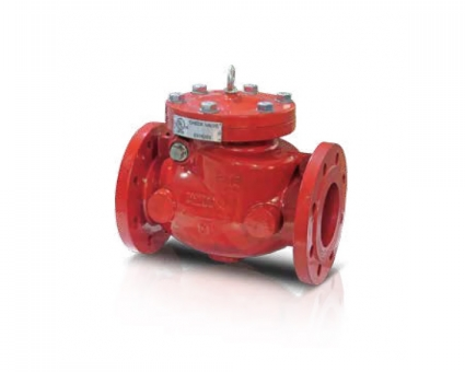 Swing Check Valve Flanged / Model AFCV