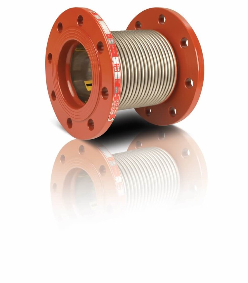 Axial Type - Lateral Type Expansion Joints